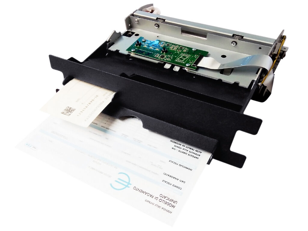 Oliscan A600K Cheque and Security Paper Scanner