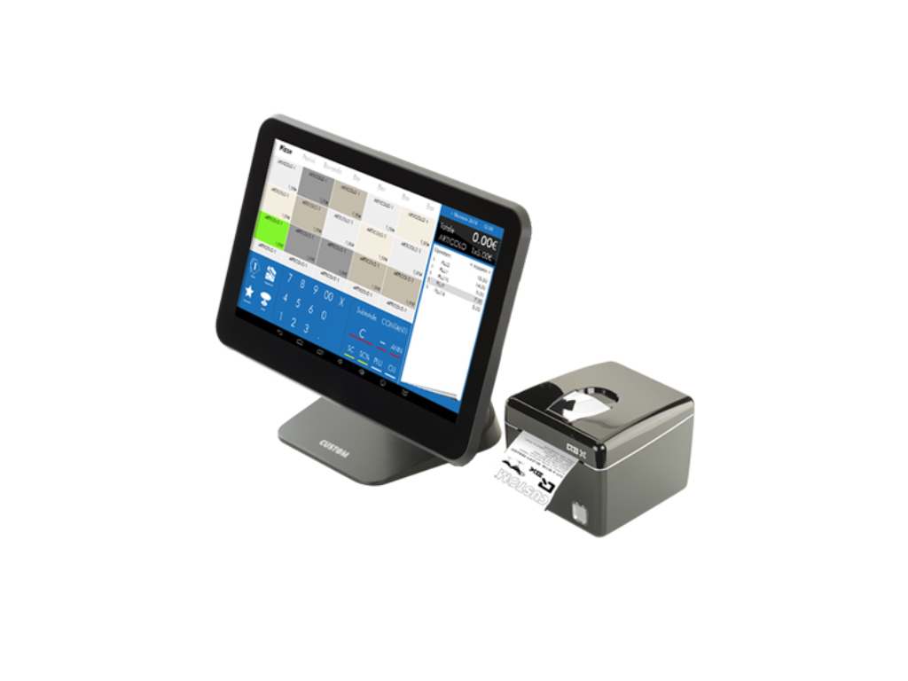 SILK Android POS 3