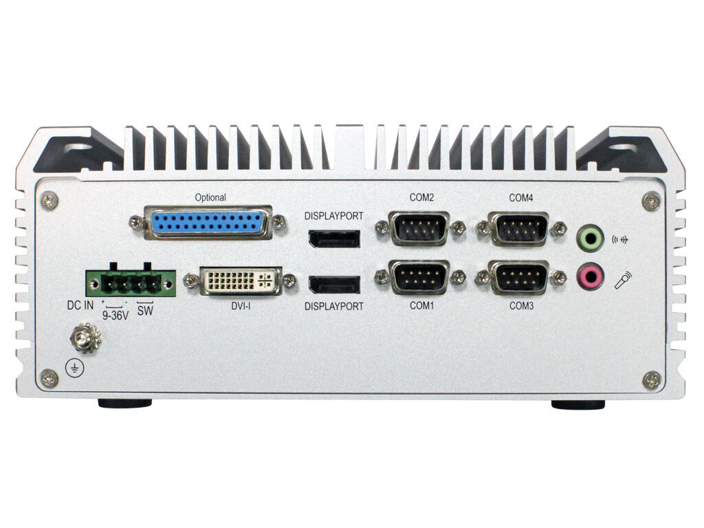 Extreme Rugged Intel® Core™ i3-4340TE Fanless Embedded Controller