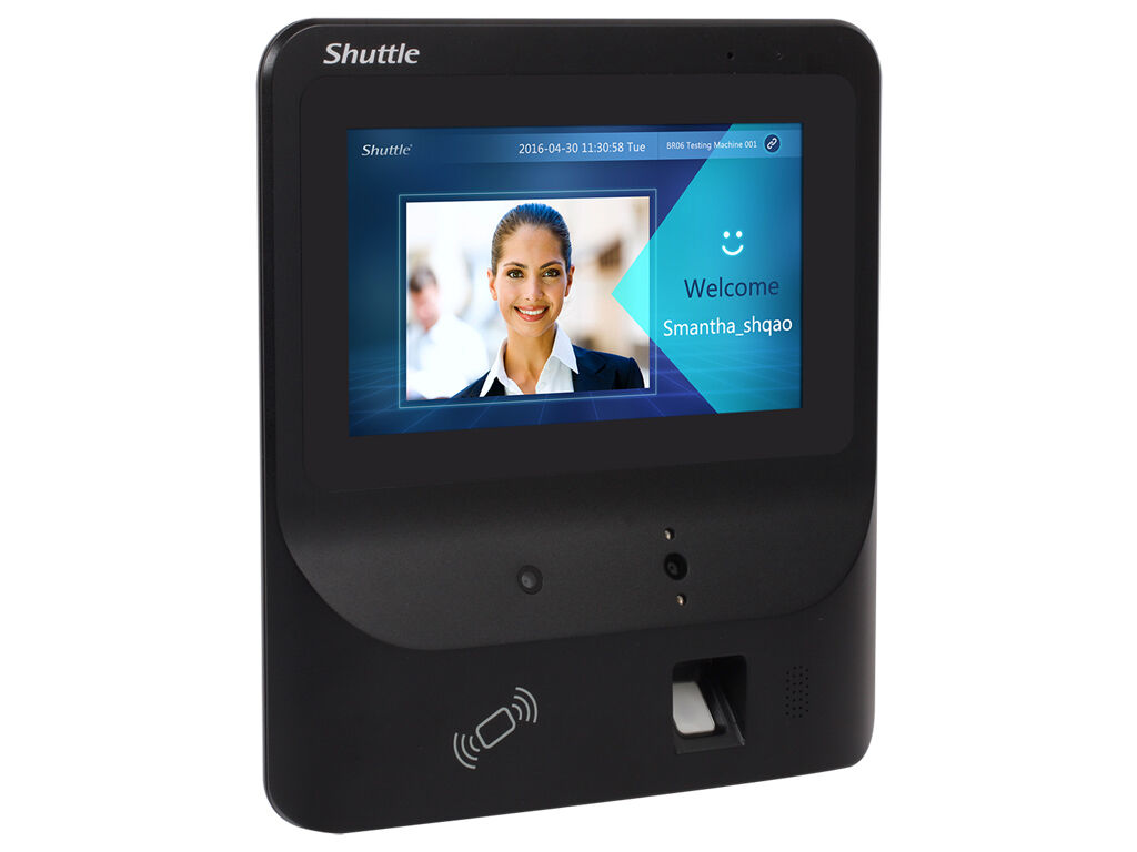 Shuttle BR06 Biometric Authentication System