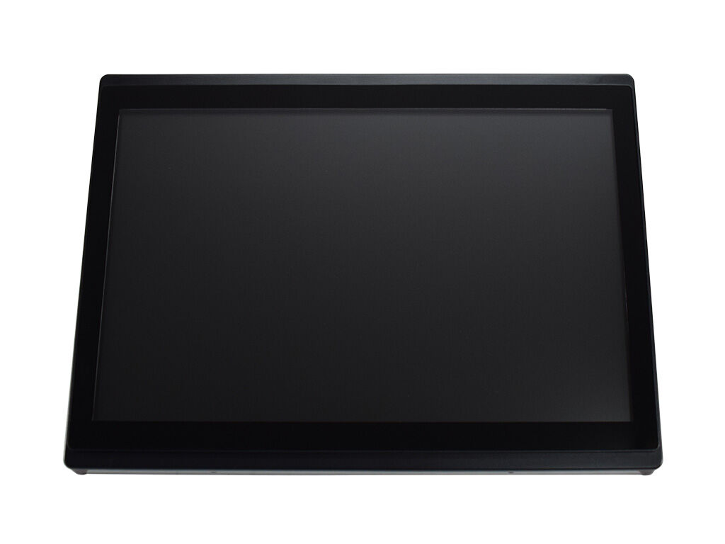 Horsent touch monitor front face