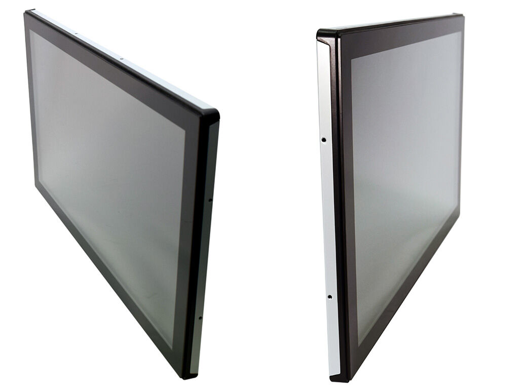Horsent open frame touch monitor dual photo