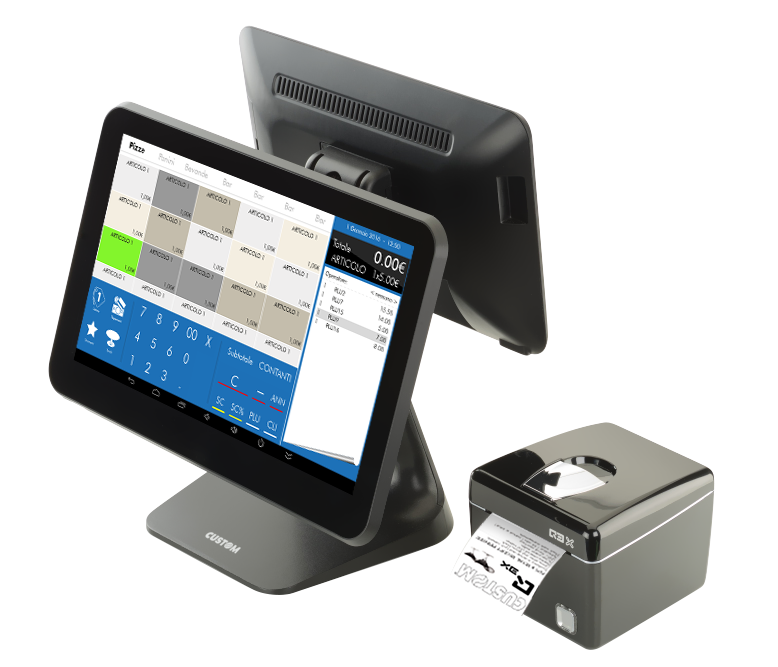 SILK Android POS 4