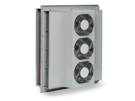 Large thermoelectric air conditioner 2