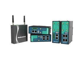 Robustel Industrial router and modems 4