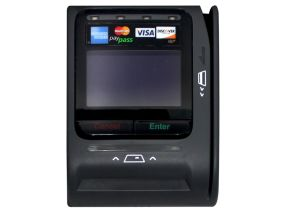 B8 paywave, swipe and insert payment options
