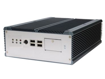 FPC-7500 heat sink and front panel