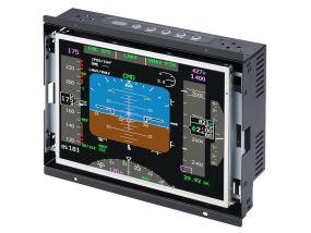 10.4in Open Frame Aviation LCD