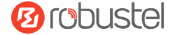 Robustel logo- colour