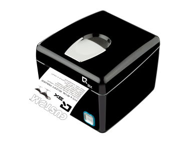 Custom Q3X POS receipt printer