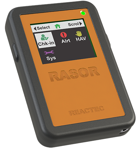 Reactec RASOR